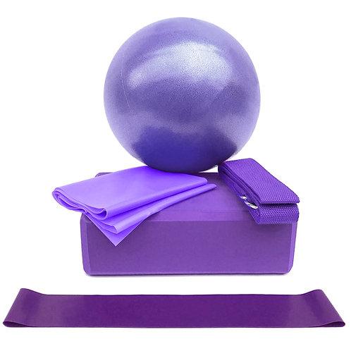 5pcs Yoga Equipment Set
