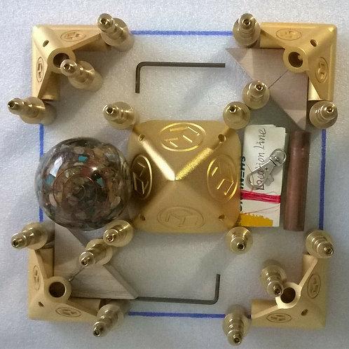 Meditation Pyramid Kit Cosmic Energy Receiver