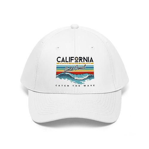 Gold Coast Unisex Twill Hat