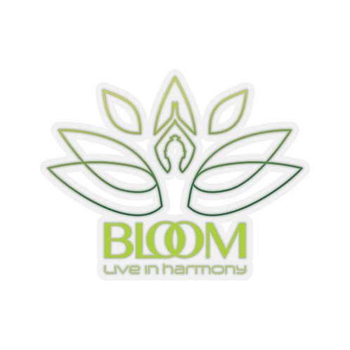 Copy of Bloom Kiss-Cut Sticker