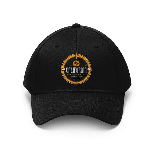 Golden State of Mind Unisex Twill Hat
