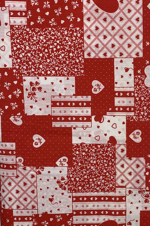 Valentines Fabric