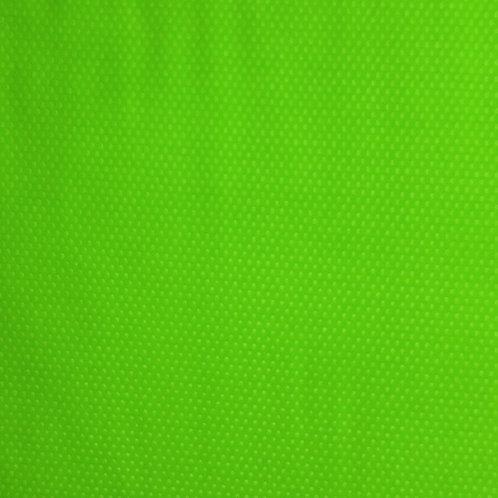 Green with Yellow Pokadots