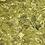 Thumbnail: Green Floral Batik Fabric