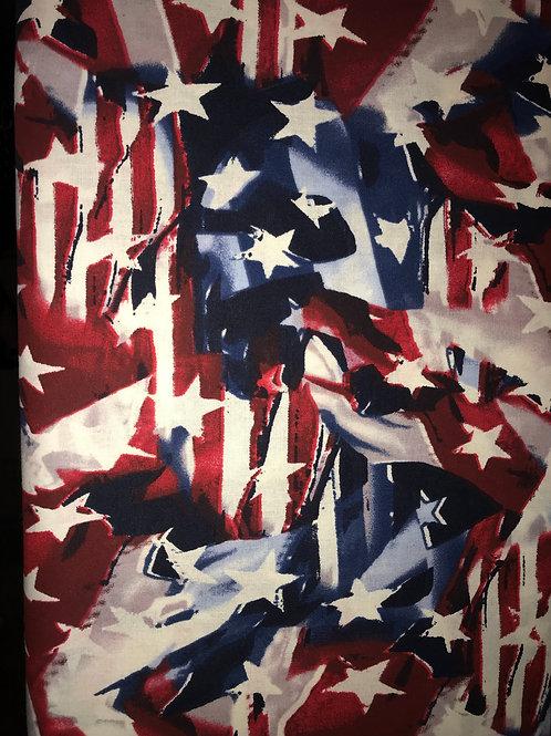 American Flag Fabric 2