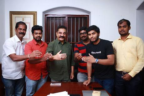 Vigneshwar KG With Kamalakansan.jpg
