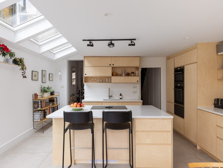 Toby Mower Ltd - Walthamstow Kitchen