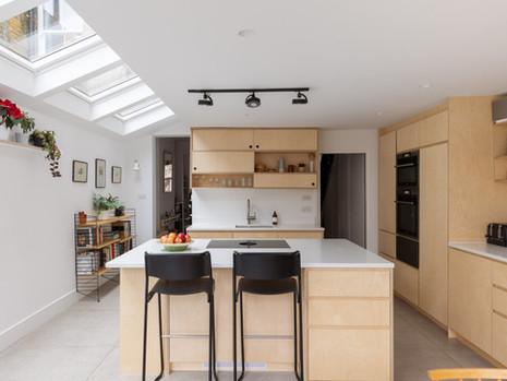 Toby Mower Ltd - Walthamstow Kitchen