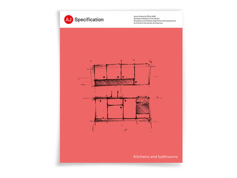 Architect's Journal Front Cover