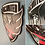 Thumbnail: DC United 3D Crest Wooden Wall Hanging