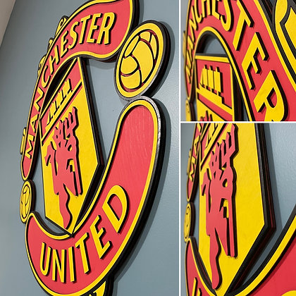 Manchester United 3D Wall hanging