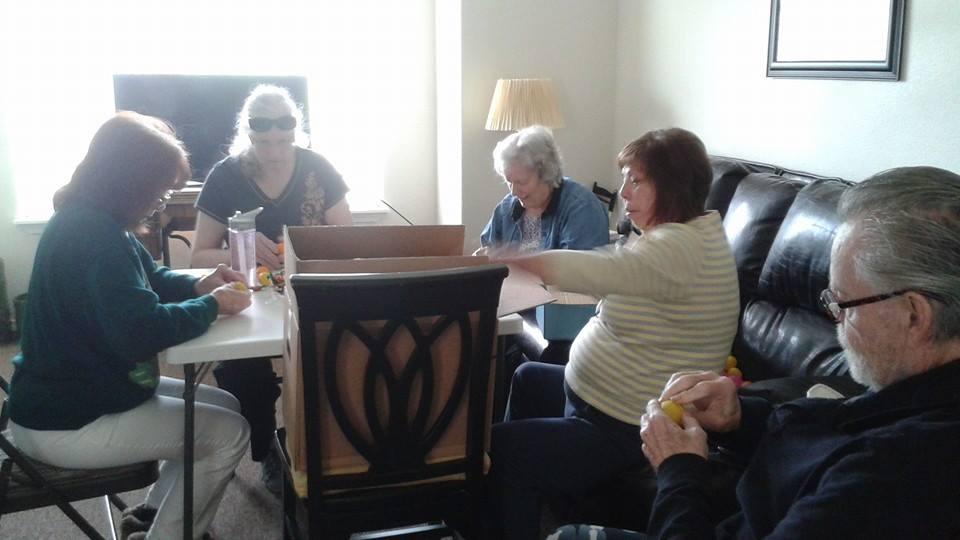 Gathering For Fellowship