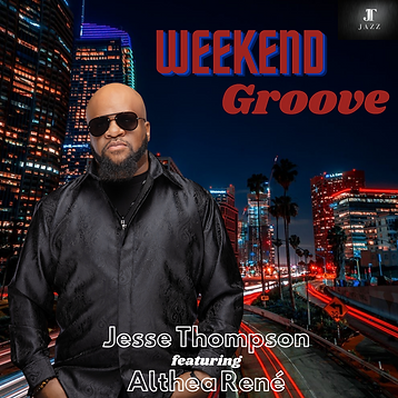 Weekend Groove Featuring Althea Rene LP.