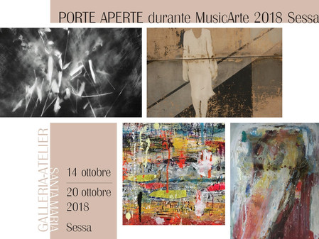Porte Aperte durante MusicArte 2018 Sessa