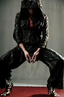 Lord Damian Character Shoot