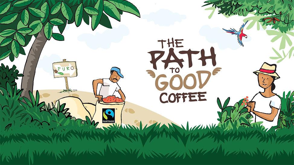 Puro Organic and Fairtrade Coffee