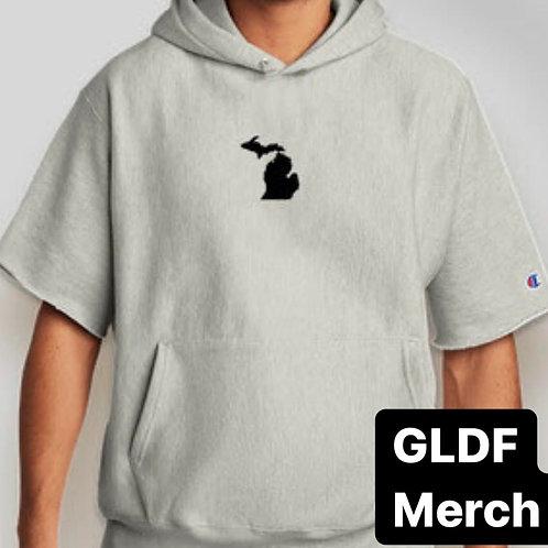 GLDCo Short Sleeve Hoodie