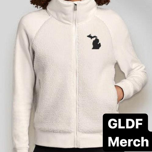 GLDCo Sherpa Zip-Up
