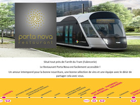 Porta Nova facilement accessible avec le Tram !
