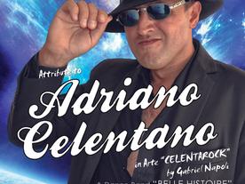 Vendredi 6 et samedi 7 octobre...Adriano Celentano cover