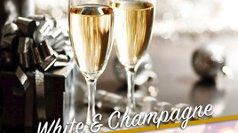 MARDI 31 DÉCEMBRE 2019  WHITE & CHAMPAGNE / MENU POUR LA ST SYLVESTRE 2019