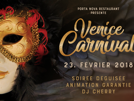 23 FEVRIER 2018 VENICE CARNIVAL 2018