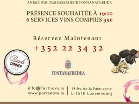 Le Piemont s'invite au Portanova