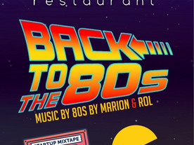 29 MARS 2019 BACK TO THE 80S