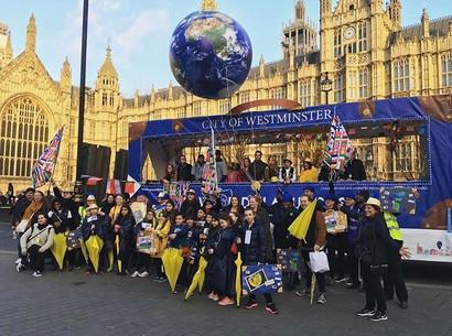 DreamArts - London NY Day Parade
