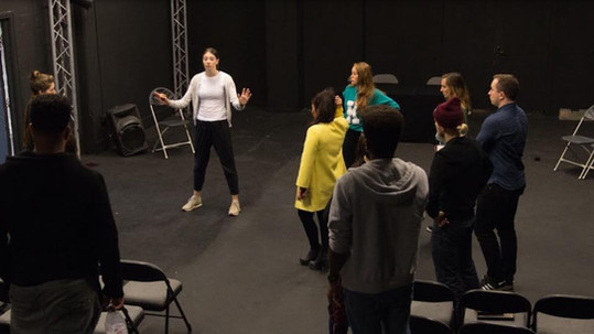 ScraTTch w/ TheatreThirteen