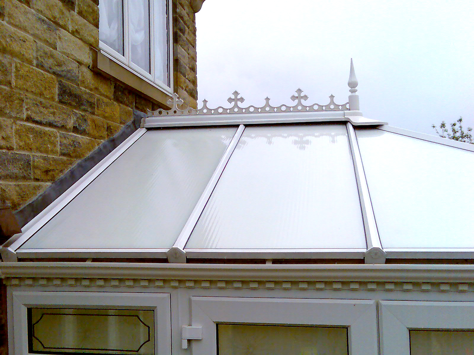 Conservatory Cleaning east scotland