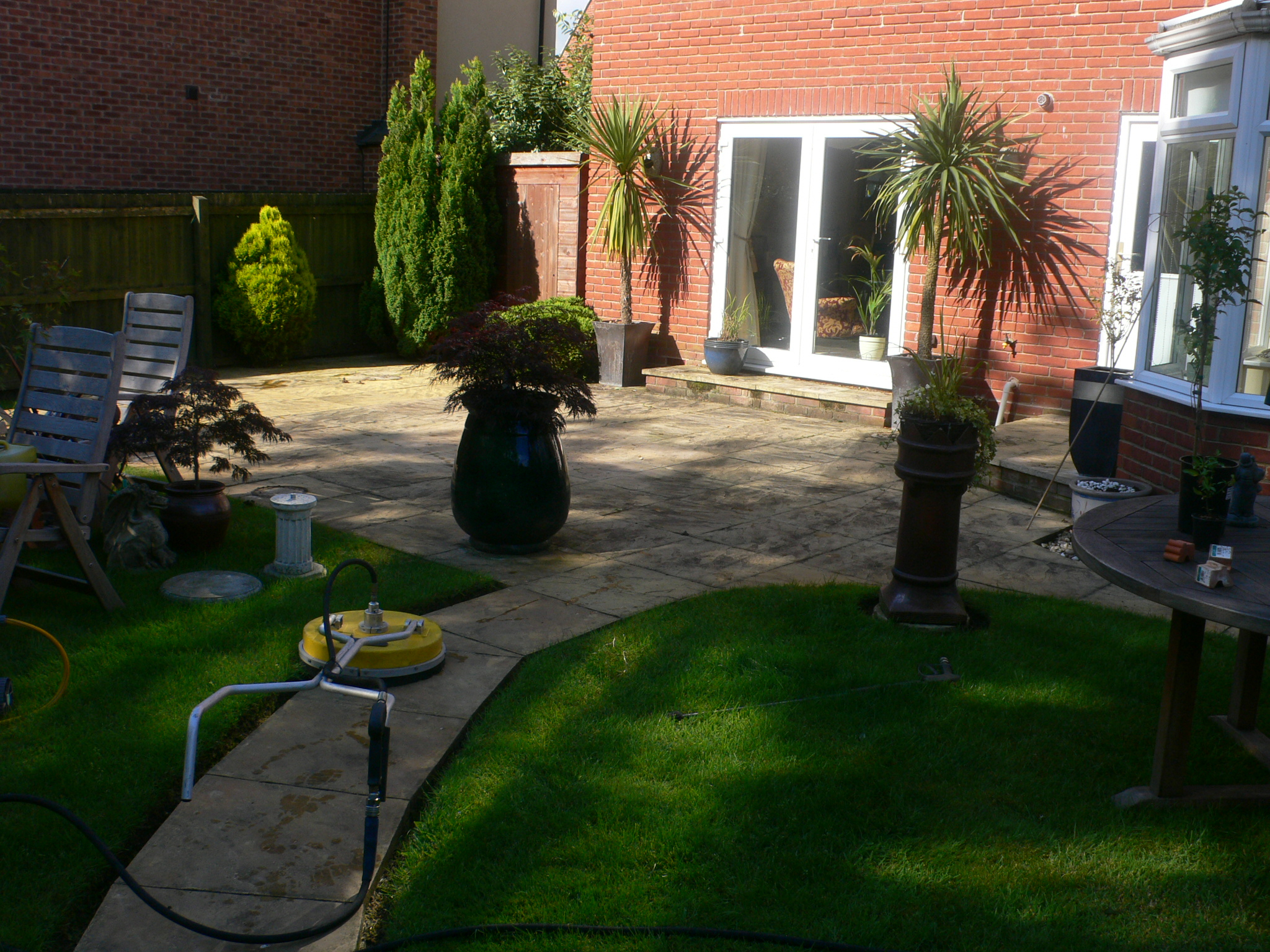 Patio Clean buckie
