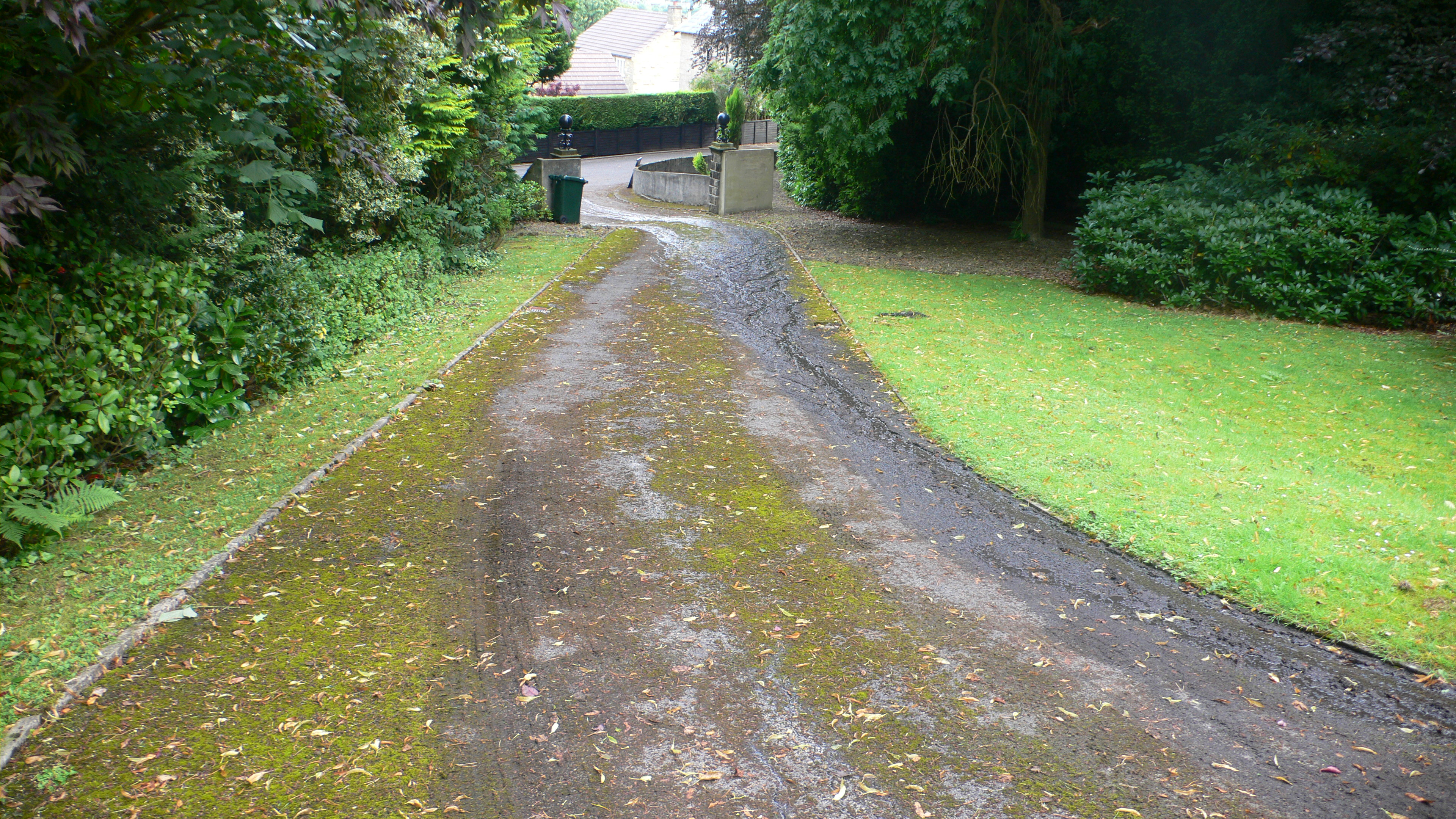 tarmac cleaning in buckie