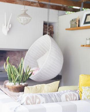 室內設計的客廳
