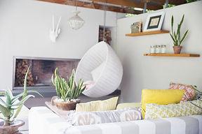 interior design soggiorno
