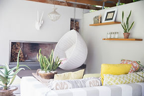 intérieur salon design