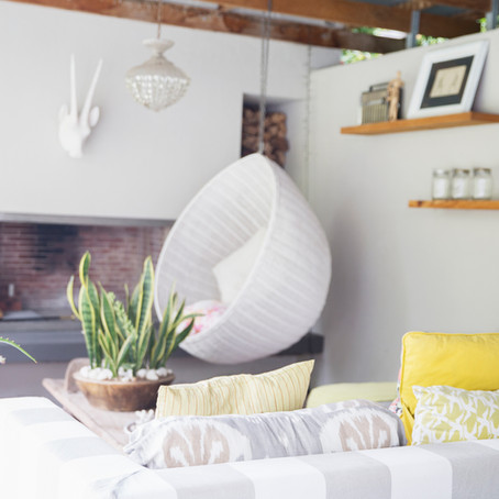 How to give your living room the industrial look