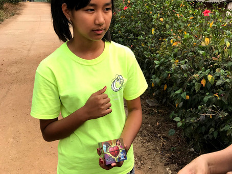 Joy to the World Foundation Thailand: Village Outreach