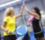 portrait-handshake-paddle-tennis-players