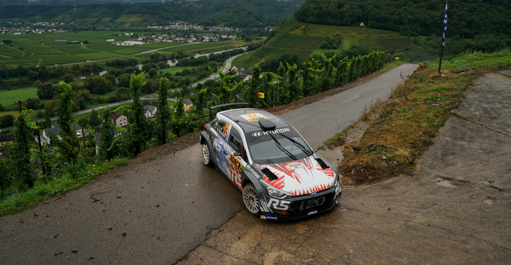 WRC Germany 2017