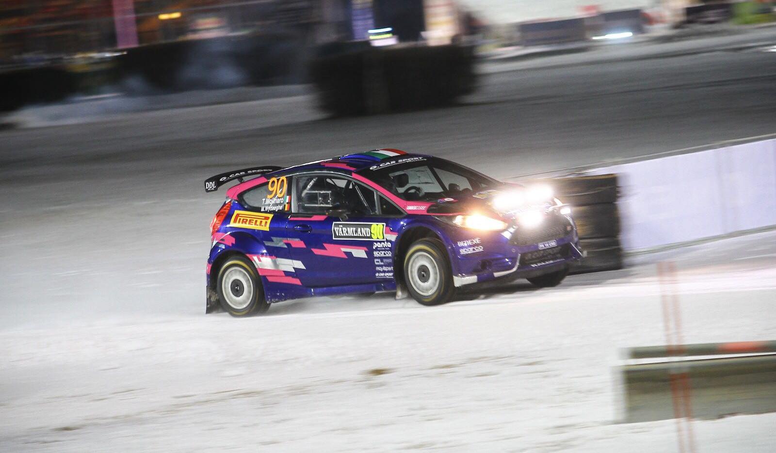 WRC Sweden 2018