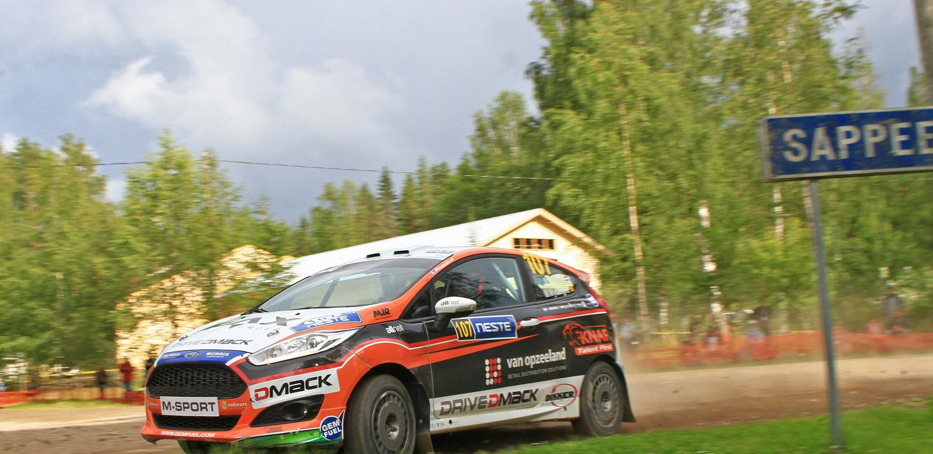 WRC Finland 2015