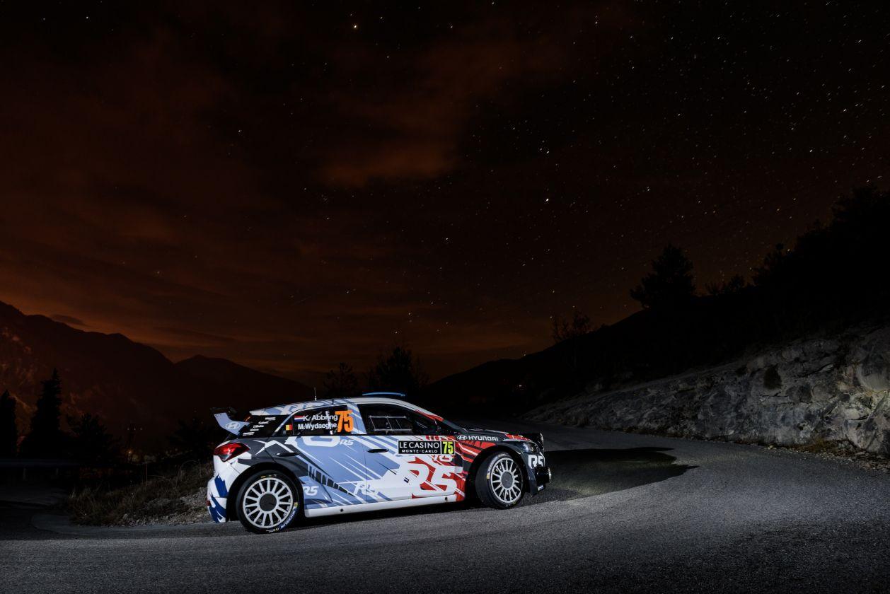 WRC Monte Carlo 2017