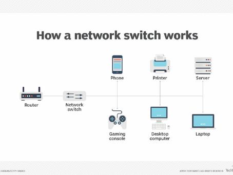 Network switch ??