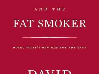 """Polecam książkę David Maister """"Strategy and the fat smoker"""""""