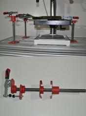 Technischer Arbeitsplatz Spannsystem ZSB