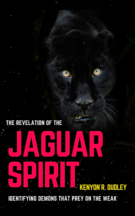 The Revelation of the Jaguar Spirit