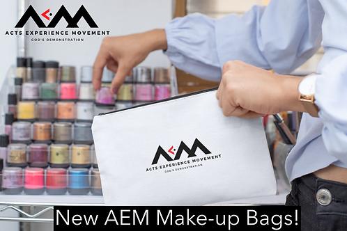 AEM Mae-up Bags