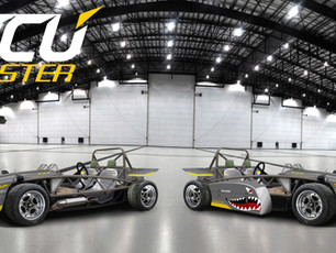 Ready for Flight: ECUMaster Rendering for SEMA '17