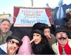 Pinocchio Theater - Hillary's Nose